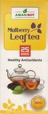 Asian Boy Mulberry Leaf Tea 25 Bags - Healthy Antioxidant (Vietnam)