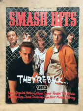 FRANKIE GOES TO HOLLYWOOD SMASH HITS MAGAZINE AUGUST 27 1986 FRANKIE GOES TO HOL