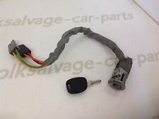 Renault Kango Ignition Barrel & Key 53 Plate