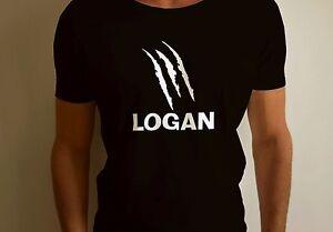 LOGAN MOVIE T SHIRT WOLVERINE 3 SHIRT