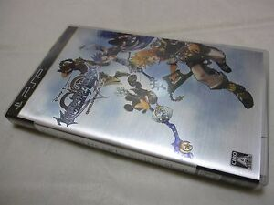 W/Tracking 7-14 Days to USA. USED PSP Kingdom Hearts Birth by Sleep Japnese Ver