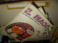 FUMETTO-il mago - la rivista dei fumetti - 1973 - mensile vintage vecchi