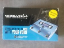 Musical instrument / harmony & effectsvoice pedal
