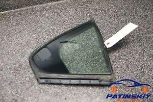 2012 ACURA TSX REAR RIGHT PASSENGER QUARTER DOOR WINDOW GLASS BACK RH R 12