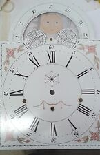 Hermle Grandfather clock dial for 1161-853 movement 3 chimes