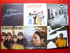 SAMMLUNG / LOT 34 LP's Beat / Soul / 60ties Beatles Lords Yardbirds Enchantment