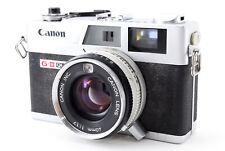Canon Canonet QL17 G-Iii 40mm F/1.7 (3055)