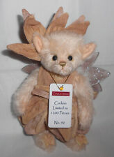 Charlie Bears CUCKOO Pixie Minimo ~ 2017 Isabelle Lee ~ Mohair Limited Edition