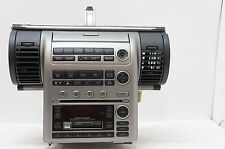 *READ* Infiniti G35 BOSE Radio 6CD Changer Navigation Display Climate Unit AS-IS