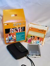 PalmOne Zire 72 Handheld Digital Camera Organizer With Case Grey No Stylus/charg