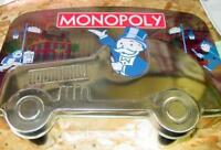 Parker Brothers - MONOPOLY - Collector's 'Tin Car' Edition - Sealed Contents