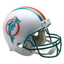 MIAMI DOLPHINS 80-96 THROWBACK NFL AUTHENTIC FOOTBALL HELMET