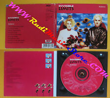 CD INVISIBLE LIMITS Violence 1993 Germany SPV DIGIPACK no lp mc dvd (CS62)