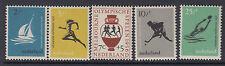 NETHERLANDS : 1956 Olympic Games   set  SG 831-5 MNH