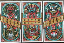 Phish Poster Set of 3 Las Vegas MGM Halloween 2014 (31-1-2) SUPER RARE *READ*