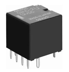OMRON G8ND-2S-DC12 12VDC RELAIS, KFZ Relay G8ND 2S DC12