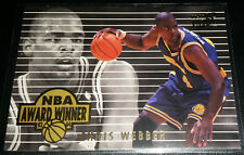Chris Webber 1993-94 Fleer Ultra NBA AWARD WINNERS Insert Card