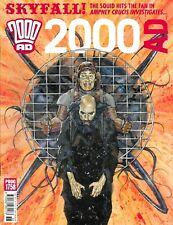 2000 AD PROG 1758: 02 NOVEMBER 2011: AMPNEY CRUCIS INVESTIGATES...SKYFALL! [E]