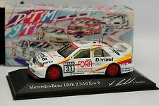 Minichamps 1/43 - Mercedes 190 E 2.5 16 Evo 2 DTM 94 Bernhard