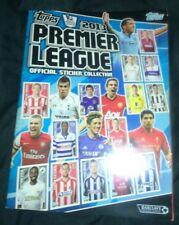 TOPPS premier League 2013 Album.