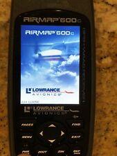 Lowrance Avionics Airmap 600c Gps