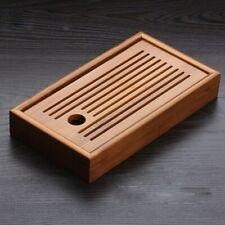 Лоток для чая китайский кунг бамбуковый чай Fu доска чай инструменты для чашек чайник ремесла лоток
