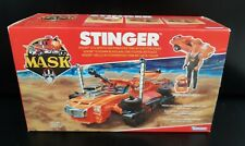 Vintage 1986 Kenner - MASK - M.A.S.K. - Stinger Europe-  Boxed MIB