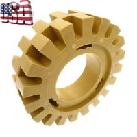Rubber Eraser Wheel for Adhesive Sticker Pinstripe Decal Graphic Remover
