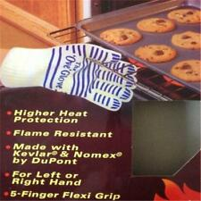 1PC Universal Ove Glove BBQ Cooking Bake Microwave Oven Mitts Heat Protection J