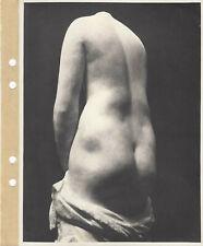 F. Galifi Crupi Taormina (Sicilia)  Siracusa Sculpture antique  Venus Landolina