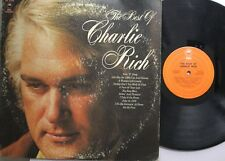 Country Lp Charlie Rich The Best Of On Epic