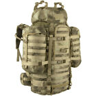Wisport Wildcat 65L Rucksack Hydration Patrol Outdoor Backpack A-TACS FG Camo