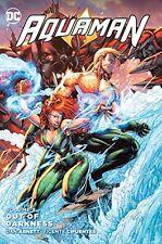 DC COMICS AQUAMAN VOL 8 OUT OF DARKNESS TPB TRADE PAPERBACK ARTHUR CURRY MERA