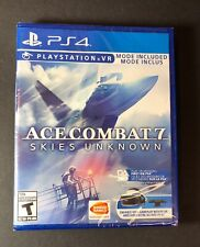 Ace Combat 7 [ Skies Sconosciuto] (PS4) Nuovo