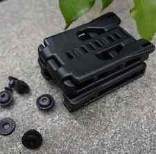 EDC Gear Multi Function K Sheath Kydex Scabbard Belt Clip Waist Clamp Outdoor US