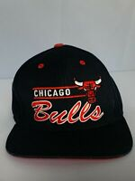 Chicago Bulls Adidas Snapback Hat cap baseball basketball NBA