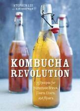 Kombucha Revolution by Stephen Lee