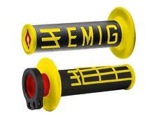 Revestimientos bloqueo Odi Emig V2 Dos tonos Negro/Amarillo Semi-relieve 2