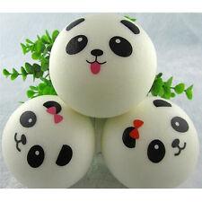 10cm Jumbo Squishy Cute Panda Charms Buns Cell Phone Charm Pendant Bag Strap EP