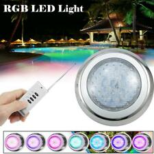 54W LED Swimming Pool Underwater Light RGB Light Spa Lamp Remote Controller