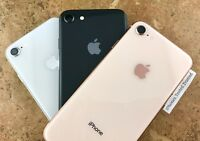 Apple iPhone 8 - 64GB 256GB (All Colors) Unlocked / AT&T / T-Mobile / Sprint