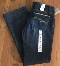CRUEL GIRL JEANS Allison Slim size 9 long NWT rn 17901 Low and Lean