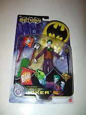 """BATMAN CLASSICS QUICK FIRE JOKER 6"""" ACTION FIGURE 2003 MATTEL BRAND NEW MINT BOX"""