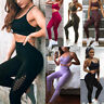 Women Sports Suit Seamless Yoga Bra Pants Fitness Leggings Gym Stretch Sportwear