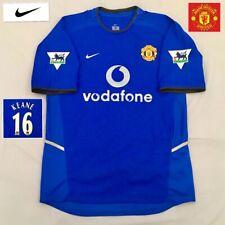 Original Manchester United Football Shirt Roy Keane Vintage PERFECT Nike Jersey