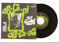 THE BEATLES - OB-LA-DI-OB-LA-DA - 45T - APPLE - FRANCE - FO 148.