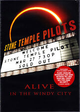 STONE TEMPLE PILOTS alive in the windy city DVD NEU OVP/Sealed