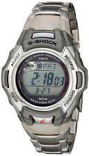 Casio Men's G Shock Stainless Watch MTG-M900DA-8 Solar Atomic Timekeeping NEW