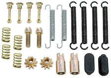 Parking Brake Hardware Kit Rear ACDelco Pro Brakes 18K953