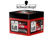Hair Gel By Schwarzkopf, TESTANERA Taft Hair Gel. V12 Power Gel 250ml Tub.